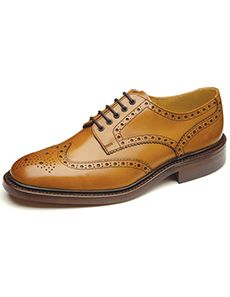 Buy #Loakes Men's Tan Chester Brogue Shoes online today at Oldrids & Downtown http://www.oldrids.co.uk/Fashion_Access/Mens_Fashion/Mens_Footwear/Loakes_Mens_Tan_Chester_Brogue_Shoes/Product