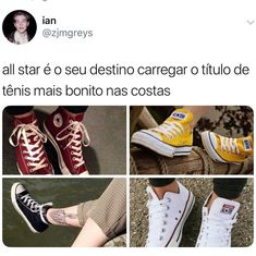 Best Memes, Funny Memes, Memes Status, Converse All Star, Converse Chuck Taylor High, Converse High, High Top Sneakers, Tumblr Funny, Elena Gilbert