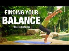 Five Parks Yoga - Finding Your Balance - YouTube