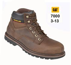 f762ca1f6096d4 16 Best CAT Safety Footwear images | Safety footwear, Caterpillar boots,  Brown Boots
