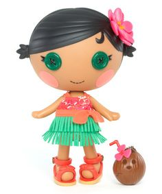 Another great find on #zulily! Lalaloopsy Littles Kiwi Tiki Wiki Doll #zulilyfinds