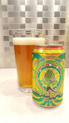 Mother Earth Brew Co. Hop Diggity DIPA   Mother Erath Brew Co Hop Diggity DIPA