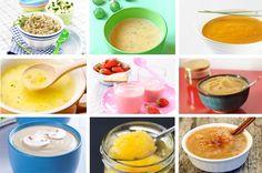 Idées de recettes de petits pots à cuisiner pour bébé à partir de 9 mois