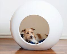 Niche intérieure pour chat ou chien - BUBBLE | Niches design pour ...
