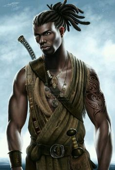Tagged with art, fantasy, dnd, dungeons and dragons, fantasy art; Fantasy art dump - D&D Character Inspiration Black Characters, Fantasy, Pirate Art, Character Design, Character Art, Character Inspiration, Character Portraits, Fantasy Art, Art