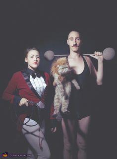 Circus Family - Homemade Costume Ideas