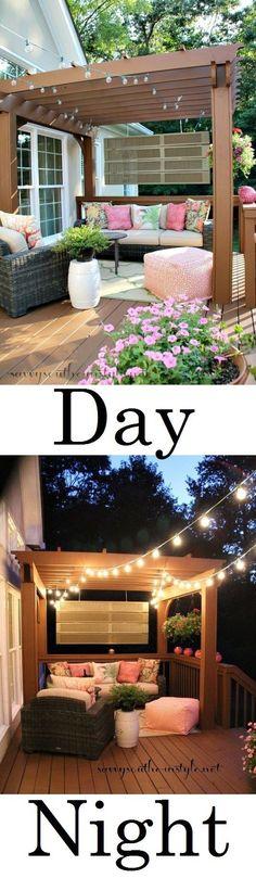 small sun deck ideas
