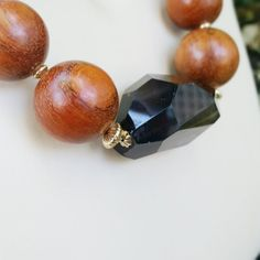 Autumn Splendor Smokey Quartz Necklace