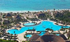 Grand Palladium Colonial resort and spa. Palladium hotels and resorts, hotels in Riviera Maya.