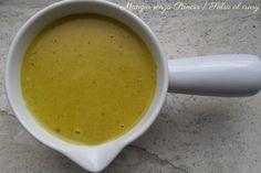 Salsa al curry, ricetta base