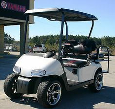 The 8 best ATV's, Golf Carts, Etc... images on Pinterest | Atv, Atvs Ezgo Golf Cart All White on white and blue golf cart, white go cart, white custom golf cart, white yamaha golf cart, white gas golf cart, white hummer golf cart,
