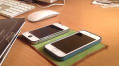 Hallo GLAZ-Fans. GLAZ-Displayschutzfolie fürs iPhone 5 und iPhone 4 Getestet von YouTuber apple tester  Das die Technik auch wundervoll in das Bild der Natur passt, wurde am Anfang des YouTube Videos bildhaft dargestellt. Damit ist mal wieder bewiesen, dass sich diese Gegensätze ergänzen können.  Dieser YouTuber gab sich viel Mühe und unterzog die GLAZ-Displayschutzfolie für sein iPhone 4 und iPhone 5 einem fünfwöchigen Dauerpraxistest.   Als er sein anschließendes Resümee vorstellte, haben…