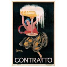 CAPPIELLO - Contratto 60x90 cm #artprints #interior #design #CAPPIELLO Scopri Descrizione e Prezzo http://www.artopweb.com/autori/leonetto-cappiello/EC20404