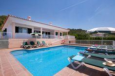 Villa Santo Grande, Santo Tomas, Menorca, Spain. Find more at www.villaplus.com