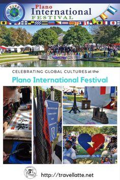 Celebrating Global Cultures at the Plano International Festival - TravelLatte Texas Travel, Usa Travel, Texas Getaways, Plano Texas, International Festival, Alaska Travel, Travel Guides, Festivals, Travel Inspiration