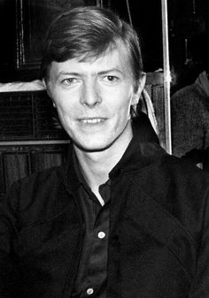 Bowie at Roxy Music concert, New York Palladium, 29 March 1979