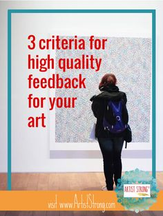 art resources | free art lessons | art education | art critique | art feedback