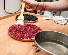 Cukrárna Moje cukrářství - ovocné koláče.  © Foto Dana Kolářová Food, Essen, Meals, Yemek, Eten