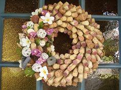 Hegykői Virágoslányok: Egyedi kopogtató koszorúk