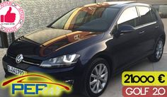 GOLF 2.0 Da PEP Car http://affariok.blogspot.it/2016/03/golf-20-da-pep-car.html