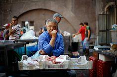 Catania (Sicily) Markets by alessandro rocchi, via Behance