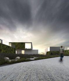 Housing Estate Proposal / Mikolai Adamus & Igor Brozyna