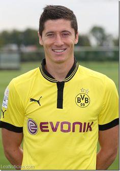 Robert Lewandowski Borussia Dortmund #BVB