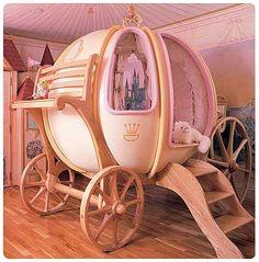 Maria's bed... I wish ;)