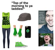 """Jacksepticeye Outfit"" by lokilover39 ❤ liked on Polyvore featuring J Brand, WearAll, Canali, Sonix, Converse, American Apparel and Jacksepticeye"