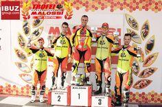 Terza prova dei Trofei Nazionali e del Girone Sud, presso Binetto (BA)