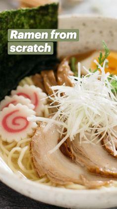 Japanese Noodle Dish, Japanese Dishes, Japanese Recipes, Japanese Food, Korean Food, Chinese Food, Pork Recipes, Asian Recipes, Noodle Doodle