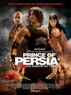 Prince of Persia : les sables du temps est un film de Mike Newell avec Jake Gyllenhaal, Gemma Arterton. Synopsis : Un prince rebelle est contraint d'unir ses forces avec une mystérieuse princesse pour affronter ensemble les forces du mal et protéger une dague antiq