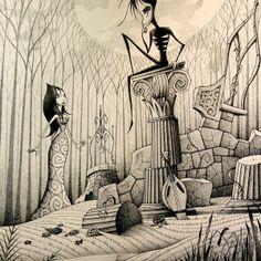 Pánico en el Bosque de los Corazones Marchitos » Blog Archive » Editorial Bululú