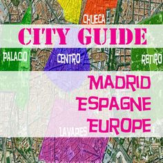 Visiter Madrid le temps d'un week-end