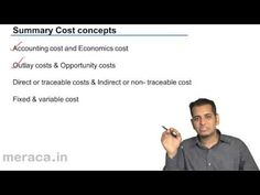Theory of Cost - YouTube