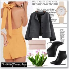 Spring So Good Outfit!