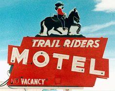 Trail Riders Motel - Granby, CO.