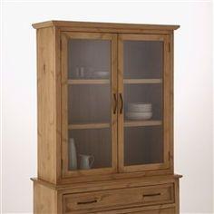 meuble vitrine de cuisine bahut - 390e   meuble   pinterest   cuisine