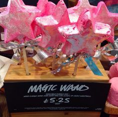 LUSH : Magic wand 💕✨