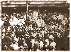 Funeral de Hachiko. Lleno de gente y muchas flores, 8 de Marzo de 1935