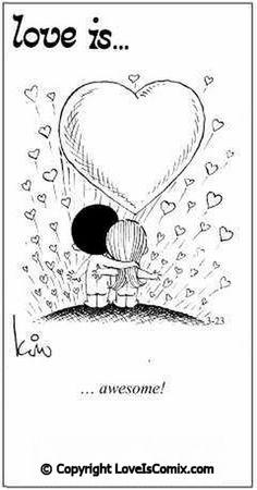 Love is... Comic for Fri, Jul 30, 2010