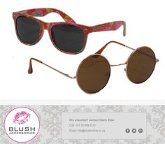 c941dfb0c0c Complete your favourite beach outfit with our assorted range of  sunglasses  for only R60! Head down to your nearest Blush store!  Blush  summer  Beach