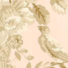 ROBIN, Pink, T1317, Collection Residence from Thibaut