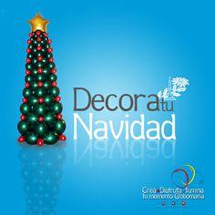 Decora esta #Navidad con #Globos. Te ofrecemos figuras que harán la diferencia en esta época del año.  #CreaDisfrutaIlumina #Globomanía