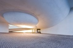 Museum of Ocean and Surf | Steven Holl Architects in collaboration with Solange Fabiao.