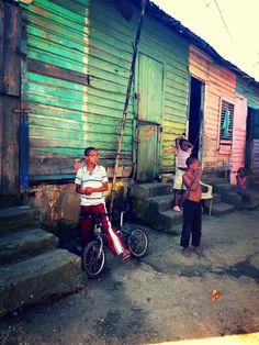 streets of dominican republic | Dominican Republic... kids in the street | Republica Dominicana