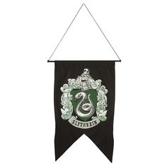 Harry Potter Slytherin Banner Costume Accessory