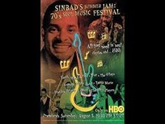 SINBAD'S SUMMER JAM: Soul Music Festival is a summer music festival organized and hosted by comedian Sinbad, and features performances by prominent soul. Teena Marie, Summer Jam, Summer Music Festivals, Sinbad, All Movies, Soul Music, Comedians, Legends, Smooth