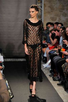 Fred Sathal Couture Fall Winter 2015 Runway