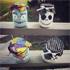jack and sally nightmare before christmas - Google Search